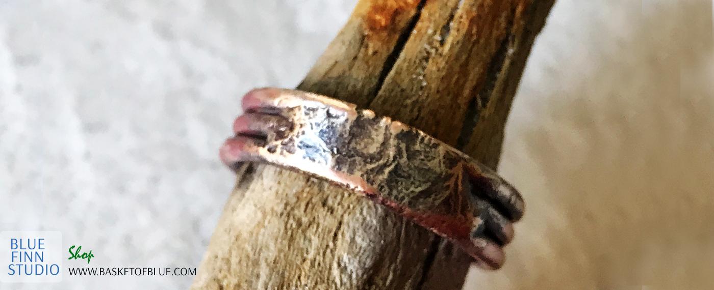 mixed metal - Viking primitive style